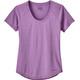 Patagonia Nine Trails t-shirt Dames violet